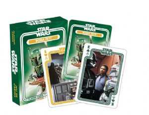 Star Wars Bobba Fett Deck of 52 Playing Cards (nm)
